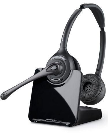 Plantronics CS520 Słuchawka bezprzewodowa zestaw słuchawkowy
