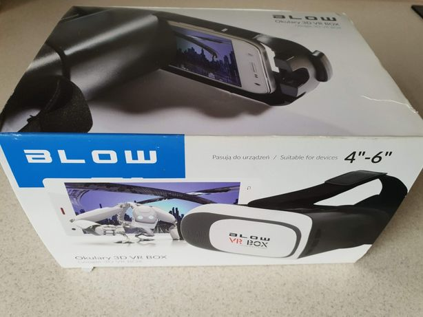 Okulary 3D VR Box okazja!