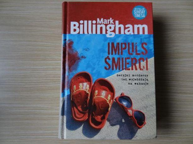 "Książka ""Impuls Śmierci"" Mark Billingham. WYSYŁKA GRATIS"