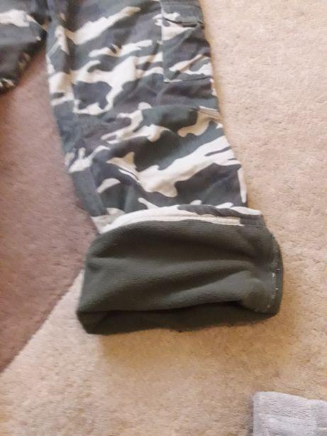 штани камуфляжні