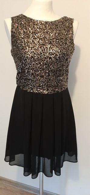 Sukienka cekiny Reserved 40