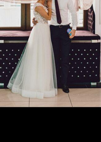 Suknia ślubna Annais Christelle