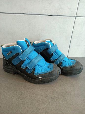 Buty trzewiki trapery za kostkę Quechua 32