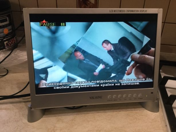 "телевизор LCD Nokasonic 15,5"" SP-1016"