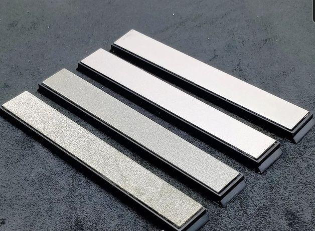 Алмазные точильные камни бланки бруски точилка для ножей набор ADAEE
