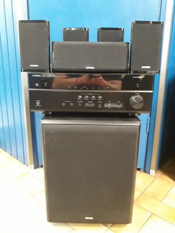 Zestaw kina domowego Yamaha YHT4950 Lombard66