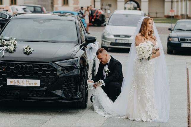 AUDI RSQ3 do ślubu