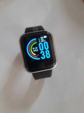 SMARTWATCH PROMOCJA! zegarek, wiele funkcji idealny na prezent+Opinie