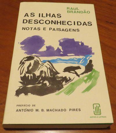 As Ilhas desconhecidas de Raul Brandão