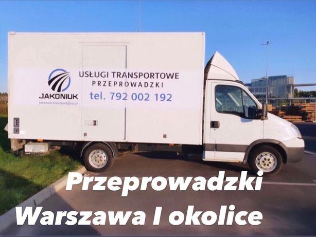 Przeprowadzki, Transport Kontener z windą 20m3 Tanio
