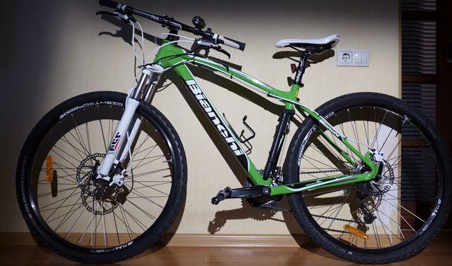 Продам велосипед Bianchi jab 29.4