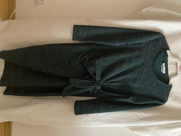 Sukienka zielona Reserved r.36