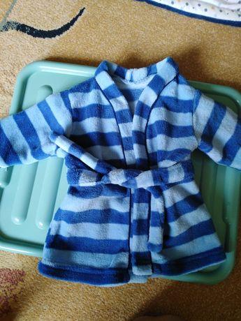Szlafrok niemowlęcy