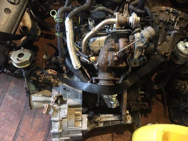 Двигатель Т4 1.9 td