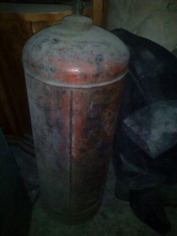 Баллон для хранения домашнего газа