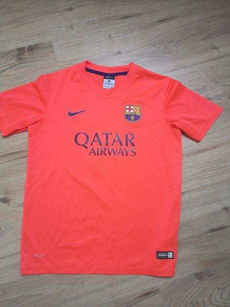 Koszulka piłkarska Nike FC Barcelona 147-158 (12-13 lat) jak nowa!