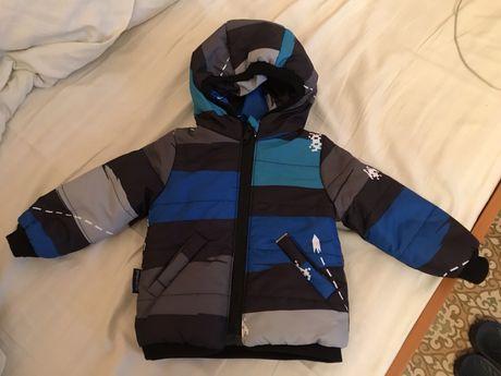 Новая курточка на мальчика