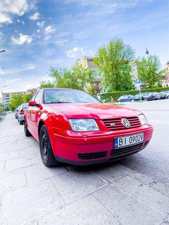 VW Bora 2.3 AGZ Fotele Recaro uszkodzony