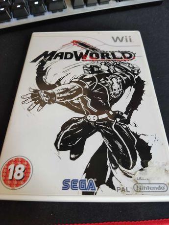 Mad World Wii używana