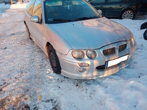 Rover mg zr 1.4benzyna
