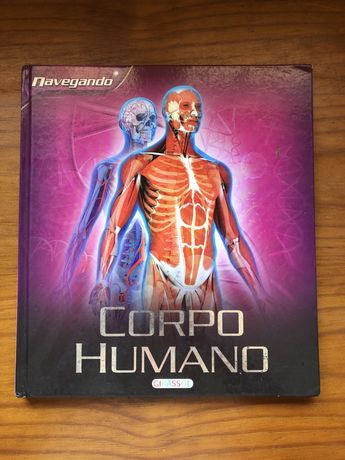 "Livro ""Corpo Humano"""