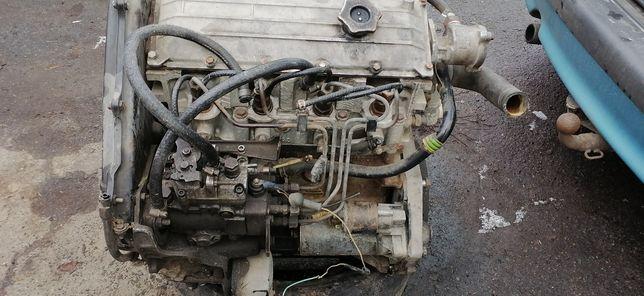 Двигатель 1,7 д. Фиат типо,уно,темпра,регата, лянча, сеат ибица