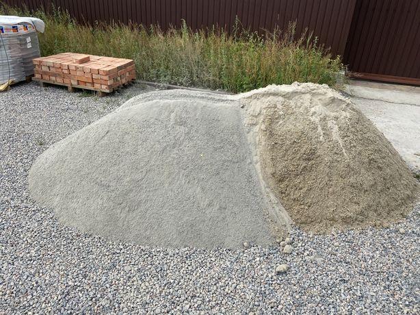 Продам щебень песок чернозем отсев