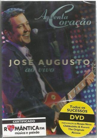 José Augusto - Aguenta Coração ao Vivo (DVD)
