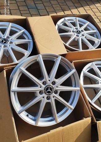 Новые оригинал диски Mercedes R18 GLE V167 GLS GLC ML GL E 5/112