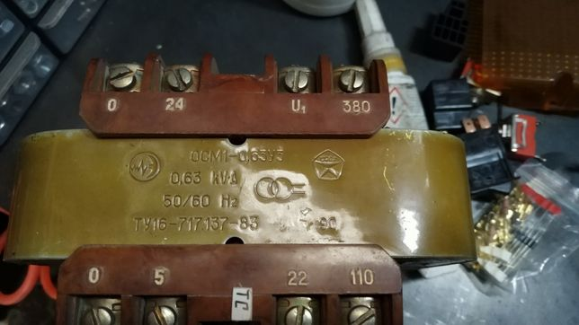Трансформатор 0.63ква