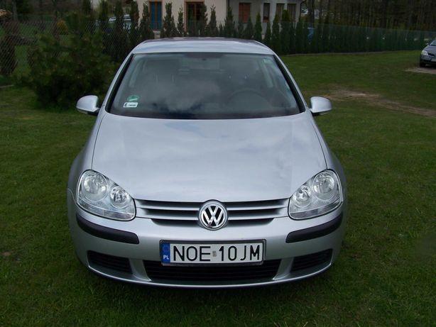 VW GOLF V 1.4 trendline