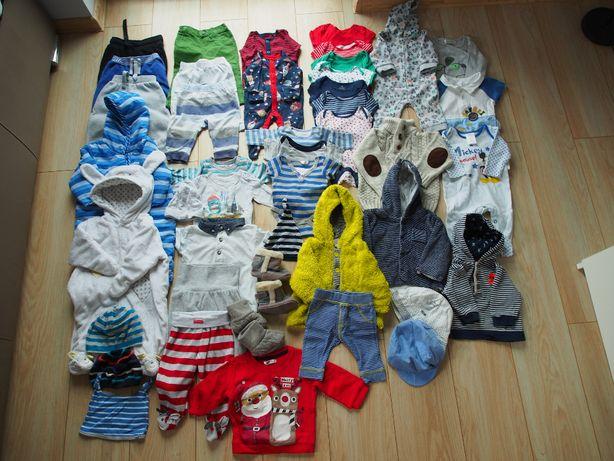 Ubranka 0-9 miesiące chłopiec