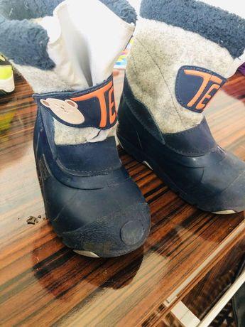 Сапоги ботинки зима Snow Time