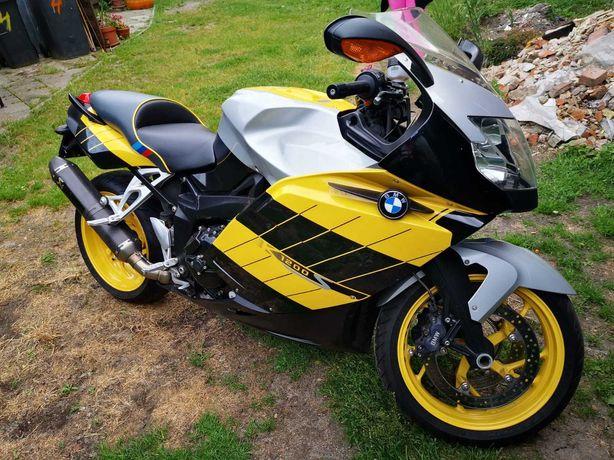 Sprzedam motocykl. BMW K1200S