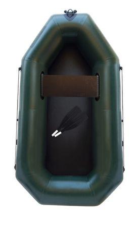 Надувная лодка одноместная из ПВХ Лисичанка- Фортуна Ф190 850г/м2