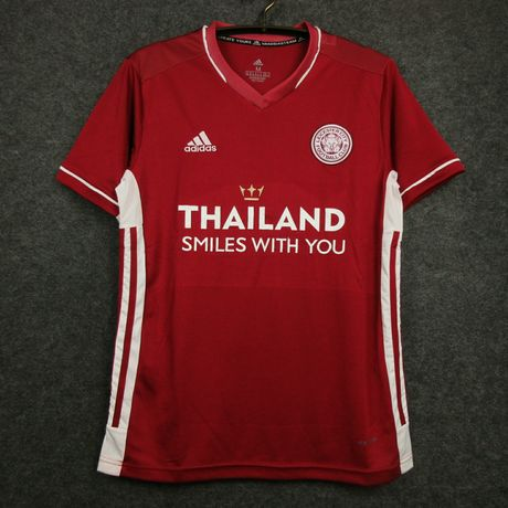 Camisola Leicester City Away 20/21