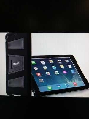 Продам новый фирменный TD Rugged, противоударный чехол на iPad.