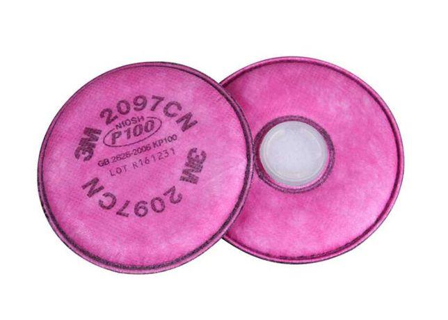 Фильтра ЗМ-2097 для масок серии 6000.7000.