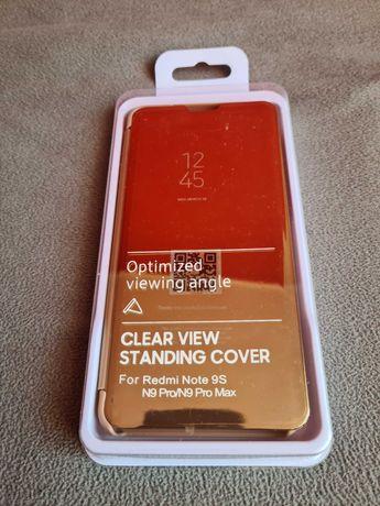 Etui Smart View Flip Redmi Note 9Pro