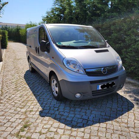 Opel Vivaro Gps 3 lugares