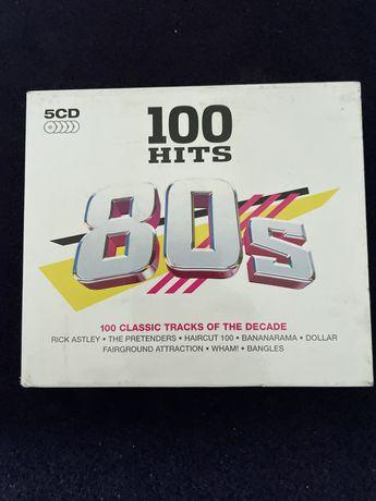CD 100 hits - 80's
