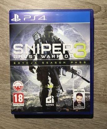 Sniper ghost warrior 3 ps4 stan igła
