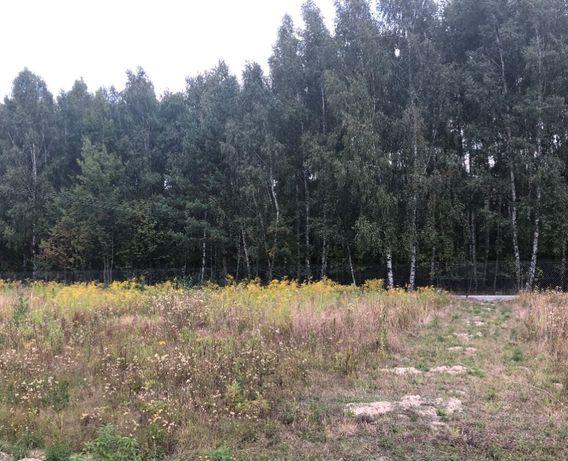 Piękna działka przy lesie, ROD na Wirażu, Osuchów