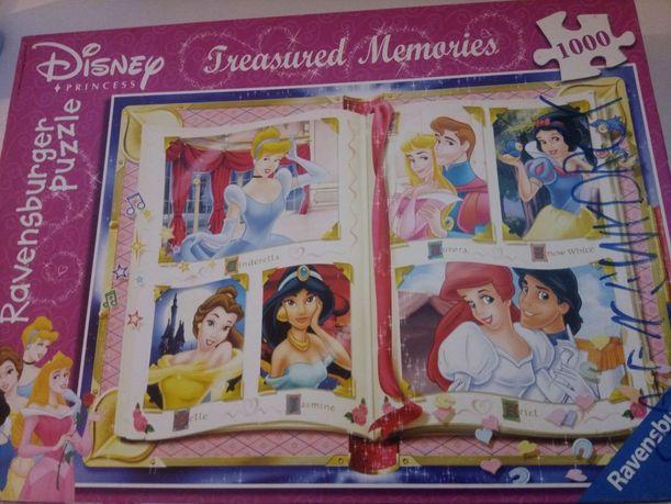 Puzzle Disney 1 × 1000 elementów