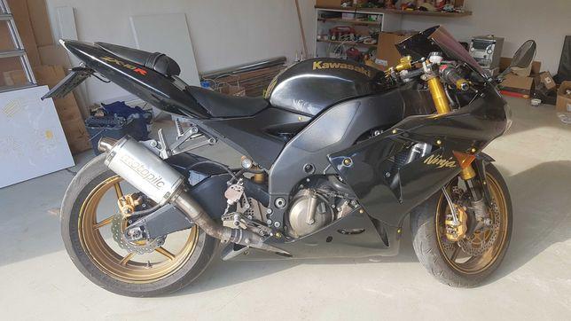 Kawasaki zx10r 2005 r