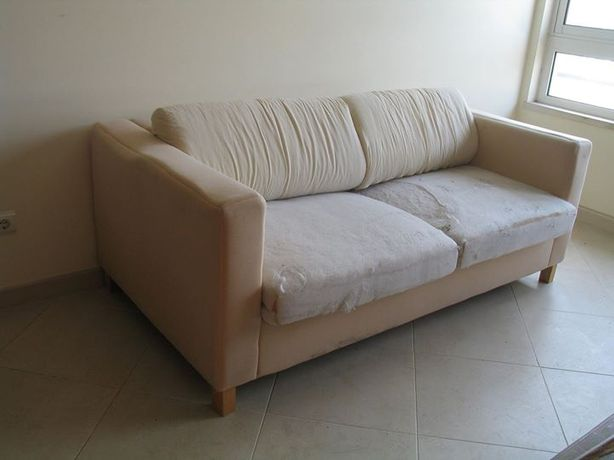 Sofá-Cama 3 Lugares sentados (1.80metx92cm largura) sem capas