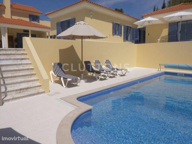 Casa com piscina na Costa da Prata, perto de Óbidos com p...