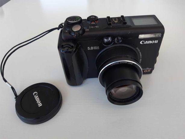 Câmara Compacta Canon