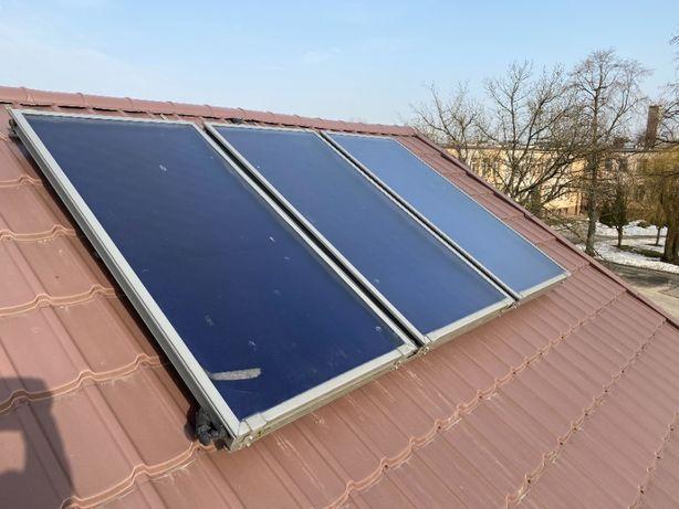 Solary Kolektory słoneczne + zbiornik 300L