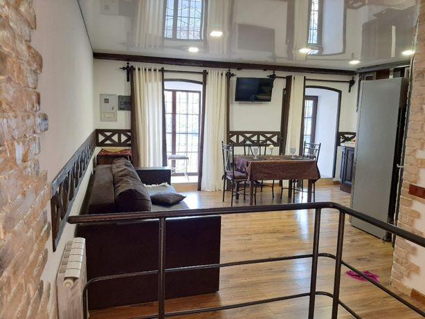 Charlotte -двухуровневая квартира в Центре